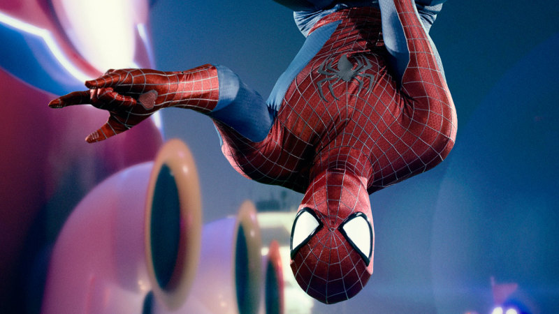 Meet the Super Heroes of Marvel Day at Sea: Spider-Man
