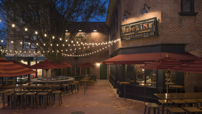 BaseLine Tap House Opens Today at Disney's Hollywood Studios