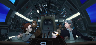 New Star Wars Forces of Destiny