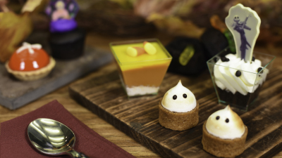 Happy HalloWishes Dessert Party only at MNSSHP