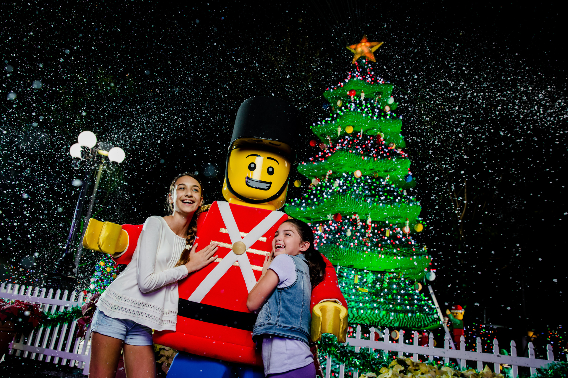 Have Yourself a Merry LEGOLAND® Christmas as Popular Holiday Events Return in December
