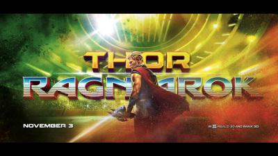 Sneak Peek of 'Thor: Ragnarok' this Weekend at Disney California Adventure
