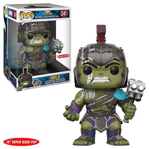 Target Exclusive 10-inch Hulk Funko Pop!