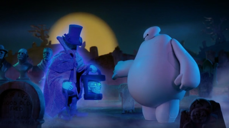 Haunted Mansion Featured in New Disney XD On-Air Promos Created with Walt Disney Imagineering