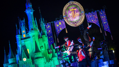 MNSSHP at Magic Kingdom Sold Out for Halloween Night