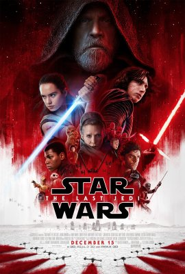 Star Wars: The Last Jedi New Poster and Trailer