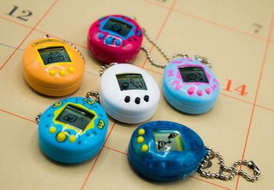 Tamagotchi is BACK! Beloved 90s virtual pet to be re-released in 'smaller and simpler' form  Read mo