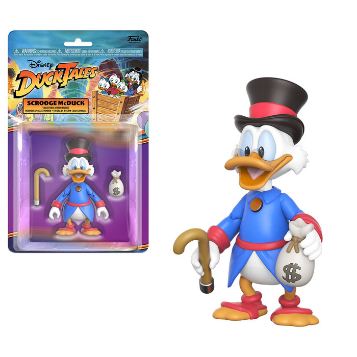 Coming Soon: Disney Afternoon Action Figures!