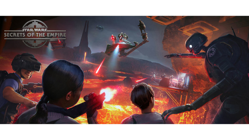 Tickets Available Now for Star Wars: Secrets of the Empire Hyper-Reality Experience