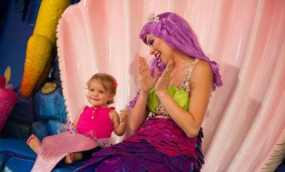 Mystical mermaids at SeaWorld Halloween Spooktacular
