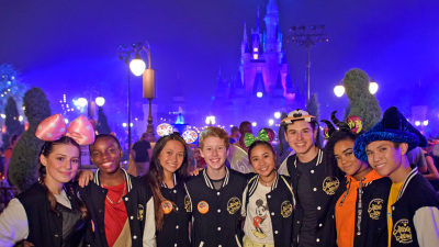 The Cast of 'Club Mickey Mouse' Experiences MNSSHP
