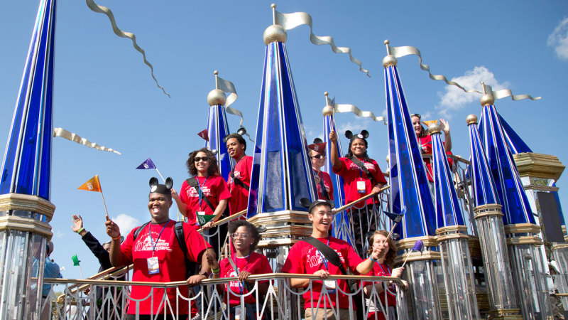 Last Chance for Teens to Dream Big at the 2018 Disney Dreamers Academy