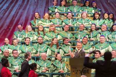 Updated List of Candlelight Processional Narrators at Epcot