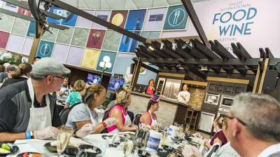Culinary Tips with Special Seminars at the Epcot International Food & Wine Festival