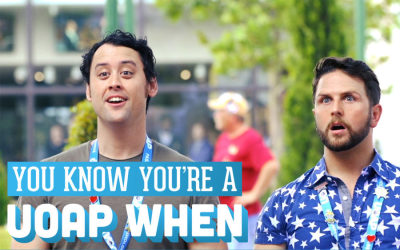 Top 14 Ways You Know You're a UOAP Holder
