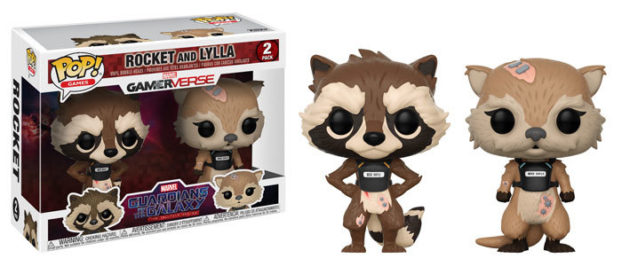 Guardians of the Galaxy: The Telltale Series Pops Coming in December