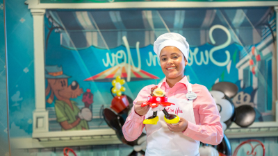 Celebrate Mickey and Minnie at Sweet on You Aboard the Disney Fantasy