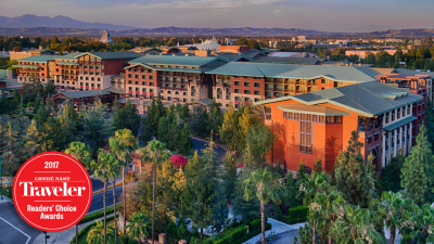 New Magic Awaits Guests at Disney's Grand Californian Hotel & Spa