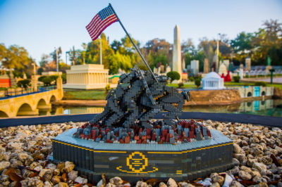 LEGOLAND Florida Honors U.S. veterans with free admission and guest ticket discount