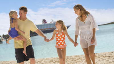 Disney Cruise Line Wins Highest Honor in the Condé Nast Traveler Readers' Choice Awards