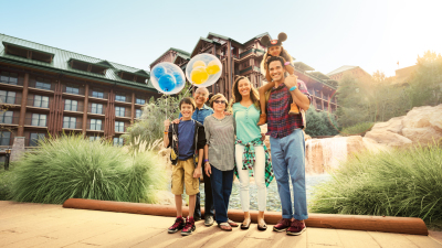 Disney Resorts Honored in 2017 Condé Nast Traveler Awards