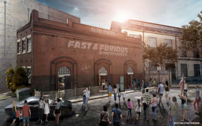 New Details Revealed for Fast & Furious - Supercharged