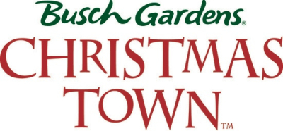 Countdown to Christmas Town at Busch Gardens