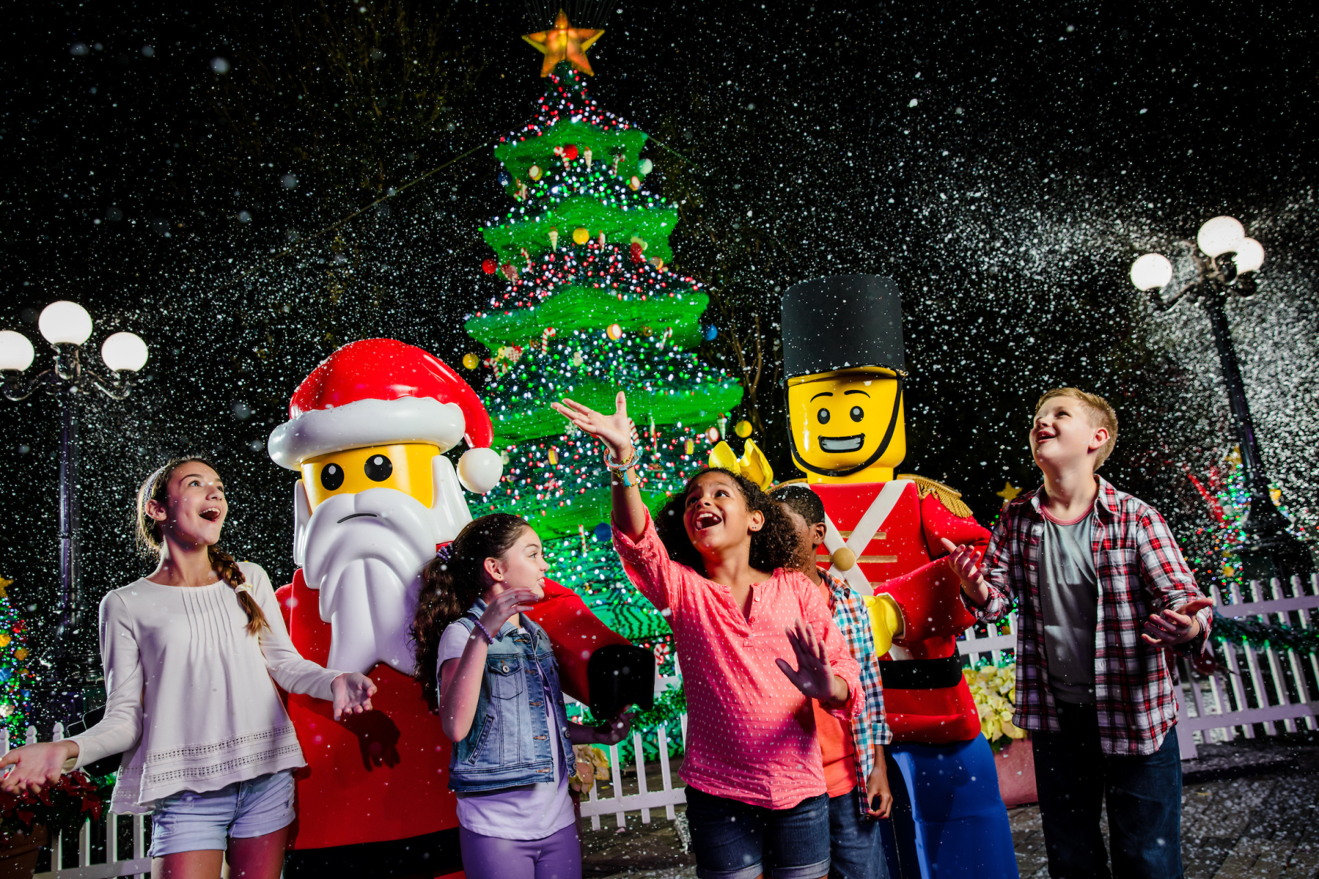 Have Yourself a Merry LEGOLAND Christmas as Popular Holiday Events Return in December Better Than Ev