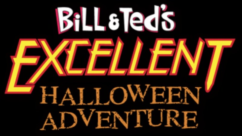 Final Bill & Ted's Halloween Adventure Ends with Thunderous Applause and Tears