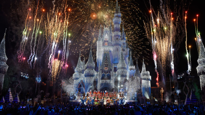 Disney Parks Unwrap Holiday Magic with Star-Studded Specials