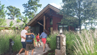 Five Unique Disney Vacation Club Accommodation Options