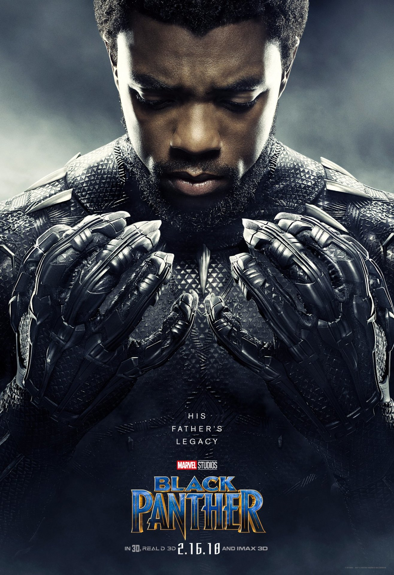 New Marvel's Black Panther Posters