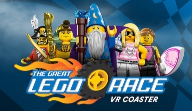 LEGOLAND Florida Resort to Preview 'The Great LEGO Race' VR Coaster at Orlando's IAAPA Trade Show