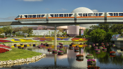 The 25th Epcot International Flower & Garden Festival Feb. 28 – May 28