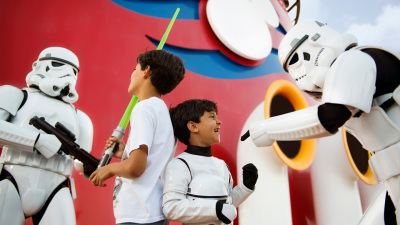 Four-Step Plan For the Perfect Star Wars Day at Sea on Disney Cruise Line