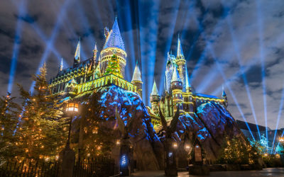 Experience the Magic of Christmas at Hogwarts in The WWoHP