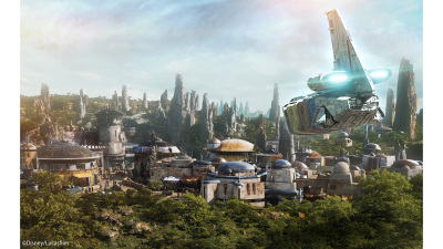 Star Tours Gives Guests First Peek at Star Wars: Galaxy's Edge Planet at Disney's Hollywood Studios