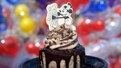Swell Treats for Mickey's Birthday at Walt Disney World Resort