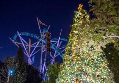 Busch Gardens Tampa Christmas Town Starts Sun Nov.19th