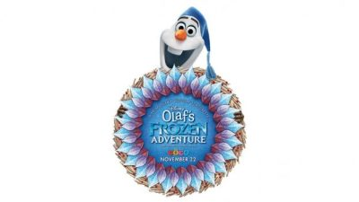 Get a Sneak Peek of Holiday Featurette 'Olaf's Frozen Adventure' at Disney California Adventure