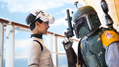 Costume Inspiration for Star Wars Day at Sea