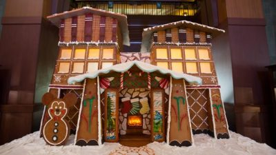 Celebrate Gingerbread Day at Disney Parks