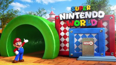 County Paperwork Confirms Super Nintendo World/Land at Universal Studios