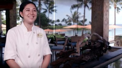 Meet Aulani's 'Ohana: Pastry Cook at Aulani, a Disney Resort & Spa