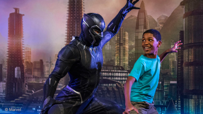 Black Panther Coming to Disney California Adventure in 2018