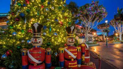 Holiday Fun Awaits at Downtown Disney District at the Disneyland Resort