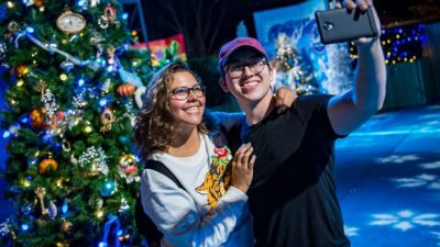 Disney Springs Christmas Tree Trail Debuts Extended Weekend and Holiday Hours