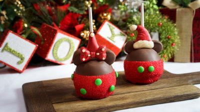 Satisfy Your Holiday Sweet Tooth at Disneyland Resort