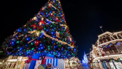 Top Five Things You Must Do at Mickey's Very Merry Christmas Party