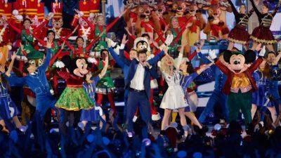 'The Wonderful World of Disney: Magical Holiday Celebration' Tonight at 9/8c on ABC